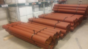 Pipe bollard bundle TG